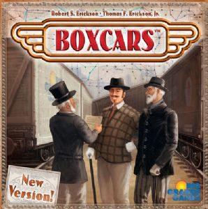 boxcars